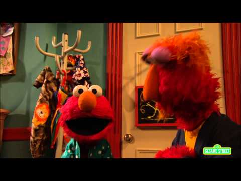 Elmo Doesn't Give Up Song (Yet Song): Sesame Street: Little Children, Big Challenges