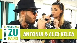 Download Antonia si Alex Velea - Can't Feel How Deep Is Your Hotline 679 (Live la Radio ZU)