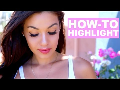 How To Highlight Your Face   Highlighting Tips For Everyone   Eman