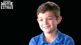 Suburbicon | On-set visit with Noah Jupe - Nicky