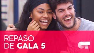 REPASO DE GALA | GALA 5 | OT 2020