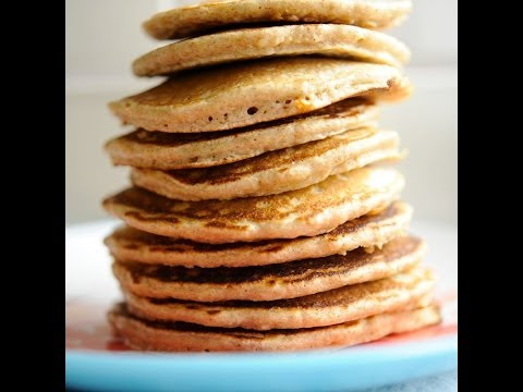How to make pancakes without baking powder and soda