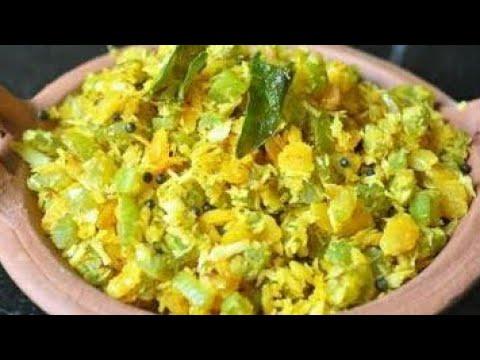 Peechinga curry Kerala style | peechinga thoran | peechinga recipe | peechinga recipes kerala style