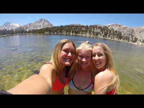 The Golden Trout Wilderness Experience