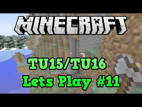 Minecraft Xbox 360 TU16 Lets Play #11