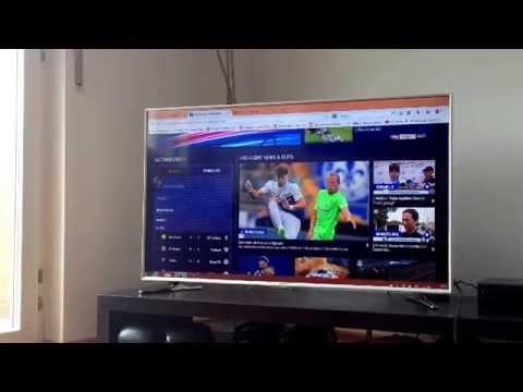 Sky Go auf dem Fernseher - Bundesliga Konferenz
