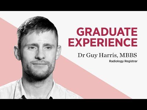 School of Medicine: Graduate Experience - Dr Guy Harris