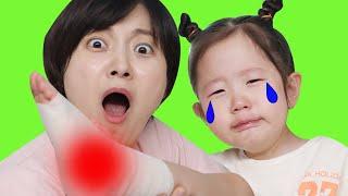 The Boo Boo Song Nursery Rhymes & Story for Kids 부부송4 JOYJOY KIDZ