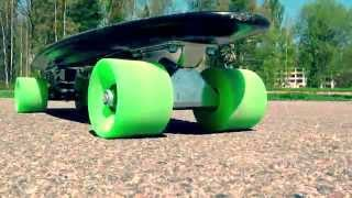 PENNY BOARDING MONTAGE