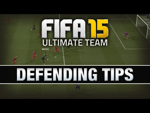 LET'S PLAY FIFA 15 - #9 'DEFENDING TIPS' - FIFA 15 ULTIMATE TEAM RTG