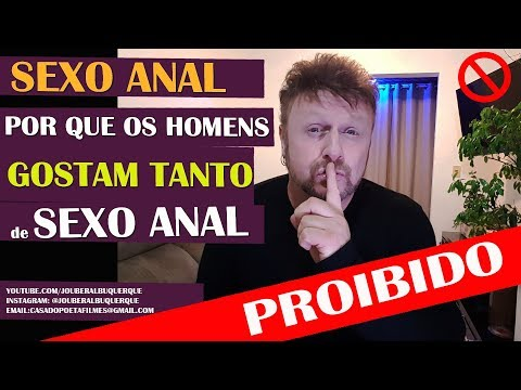 Xxx Mp4 POR QUE OS HOMENS GOSTAM TANTO DE Quot ANAL Quot 3gp Sex