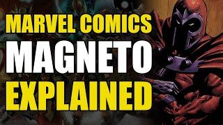 Download Marvel Comics: Magneto Explained Video