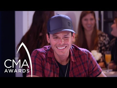 Granger Smith | 51st CMA Awards Radio Remote | CMA