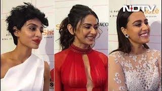 VBA 2019: Sobhita Dhulipala, Rakul Preet Singh And Swara Bhasker Talk Fashion