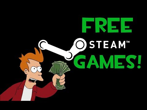 The Best way to get free steam game?