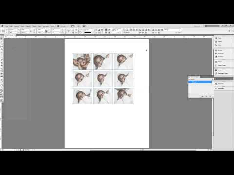 Tips Indesign - Rounded Corner