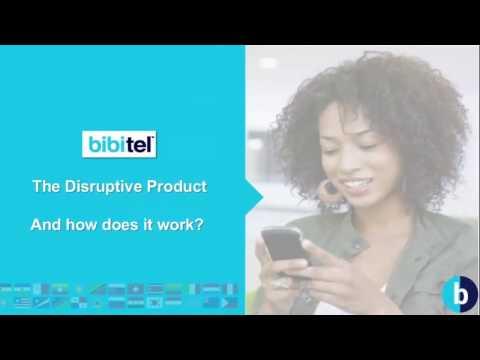 TCF 2016 Innovation Jam final - Bibitel