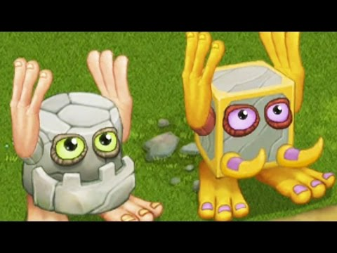How to Breed RARE NOGGIN Monster - My Singing Monsters [PLANT ISLAND]