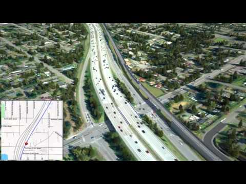 Sound Transit – Lynnwood Link Extension final alignment animation