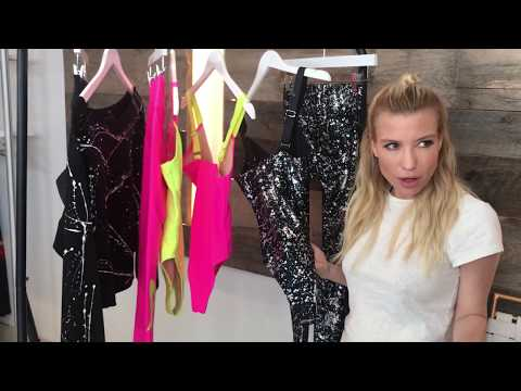 Tracy Anderson on Her First Workout Collection | WWD