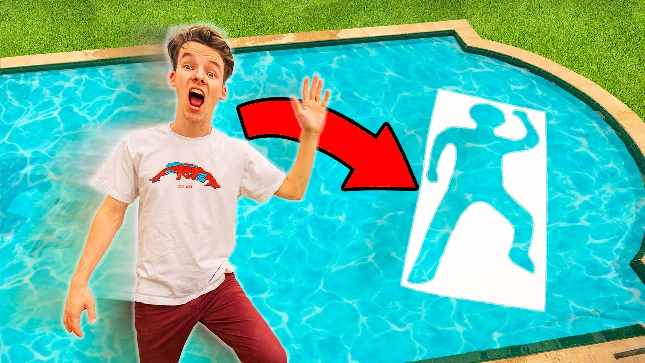 Diving Through IMPOSSIBLE Shapes!! - Challenge