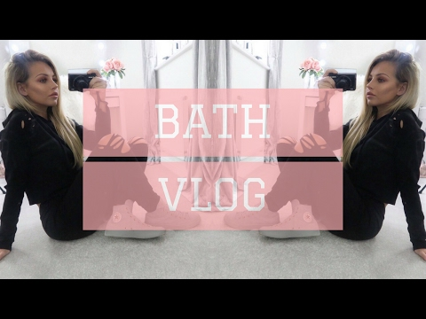 VLOG   SATURDAY IN BATH   BRIGHT WHITE SMILES & BUILD A BEAR   Lucy Jessica Carter