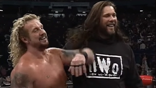 Diamond Dallas Page rejects the New World Order