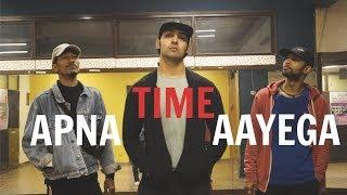 APNA TIME AAYEGA DANCE ROUTINE | GULLY BOY | RANVEER SINGH, ALIA BHATT