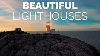 10 Most Beautiful Lighthouses in the World - Travel Video