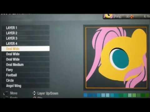 Black Ops - Fluttershy Emblem