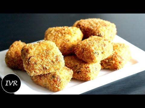 Veg Nuggets Recipe | Crunchy Golden Veg Nuggets | Vegetable Nuggets |  Nuggets Recipe