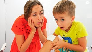 Yes Yes Song \u0026 more kids songs with Vlad and Nikita