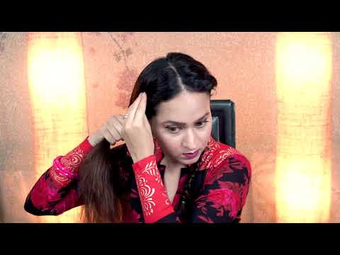 9 ways to get fab hair this Navratri: Episode 4- Smooth and Glossy Curls with Livon Serum!