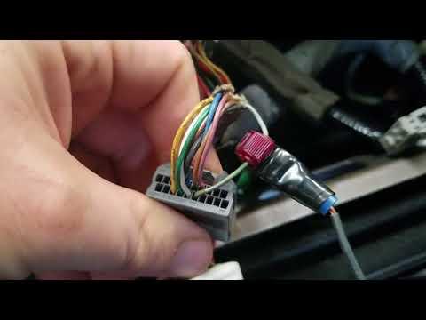 Wiring Aftermarket Radio in 8th Gen Civic With Premium Sound