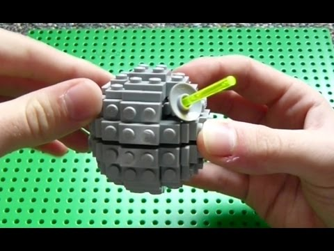 How to Build: Lego Star Wars Mini Death Star