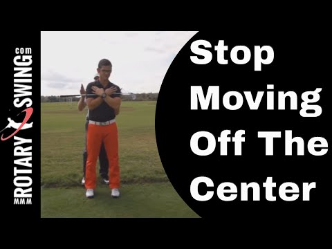 One Piece Takeaway in Golf | SECRET to Staying Centered