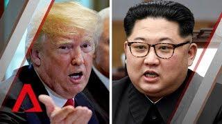 Trump-Kim summit: The meeting