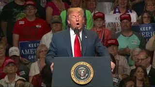 Trump: America is