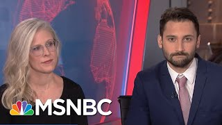 Pro-Trump News Outlet The Epoch Times Funded By Chinese Spiritual Group | Velshi & Ruhle | MSNBC