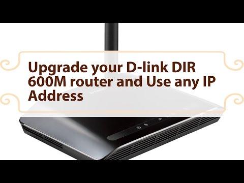 Upgrade D Link Dir 600M Router