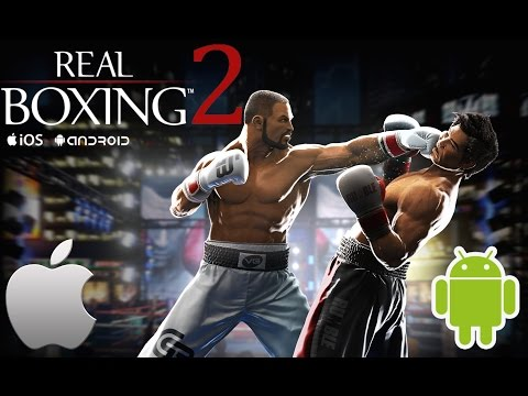 Real Boxing 2 by Vivid Games  - Gamescom Trailer iOS Android + Plus Extras!