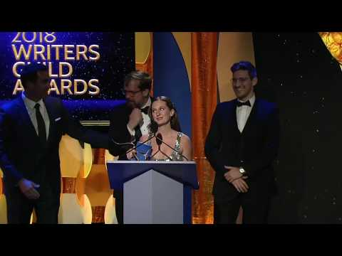 The 2018 Writers Guild Award for Comedy/Variety Sketch Series goes to Saturday Night Live