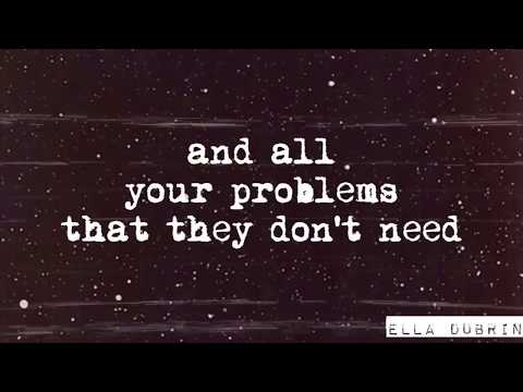 If you need help get it/depression break up audio