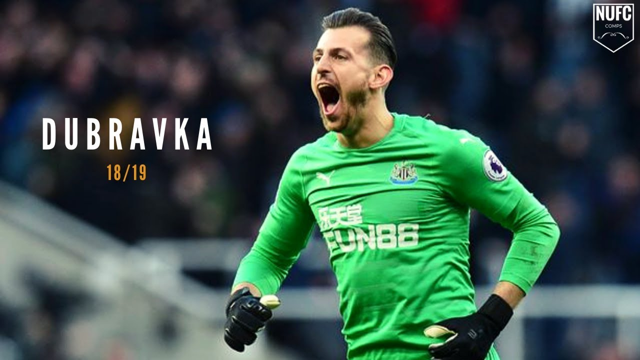 Martin Dúbravka   Amazing Saves 18/19