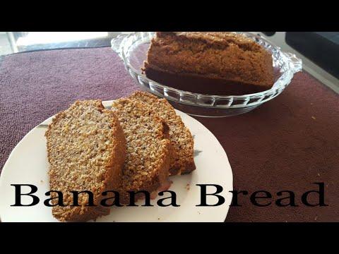 Quick Banana Bread Recipe