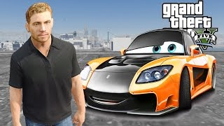 DRAG RACE WITH MAZDA RX7 [FAST & FURIOUS CARS] MOD for GTA V