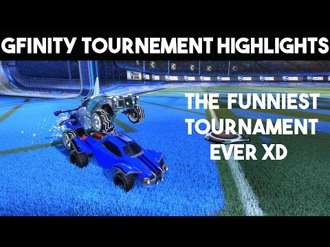 The Funniest Tournament Ever! Gfinity Tournament Highlights!