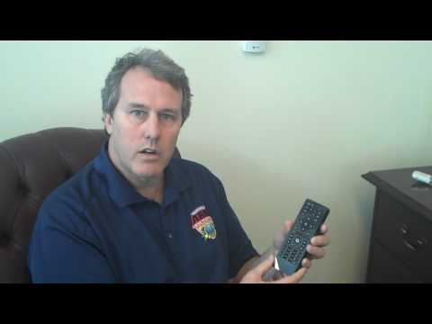 Pairing the VIZIO XVT TV Bluetooth Remote.  Bluetooth, it's that easy.MP4