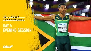 IAAF World Championships London 2017 Live Stream - Day 5