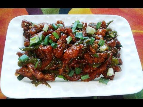 Crispy Chicken Starters Recipe Video | Restaurant-Style Crispy Chicken | How to make Crispy Chicken